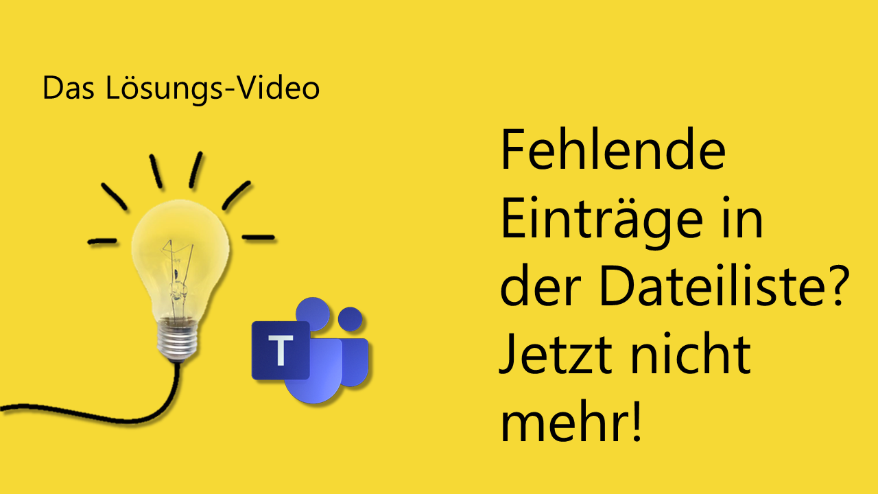 Team Hahner - Das Lösungs-Video #009