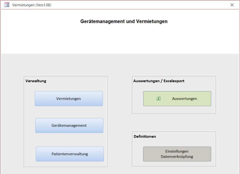 Team Hahner - Softwareentwicklung - Schnittstellen Vermietung