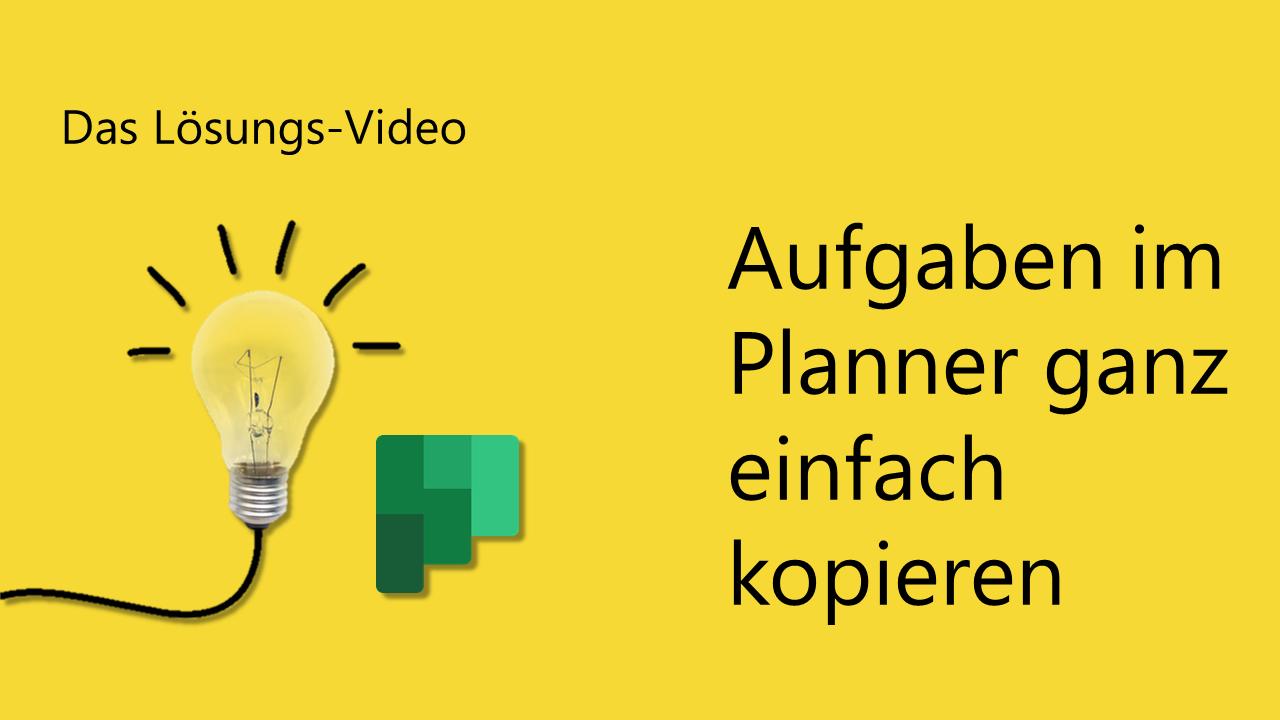 Team Hahner - Das Lösungs-Video #020