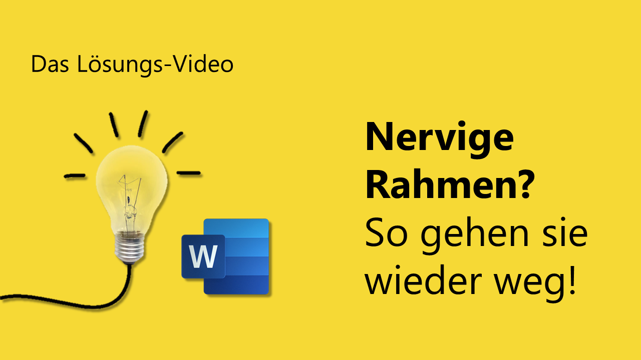 Team Hahner - Das Lösungs-Video #024