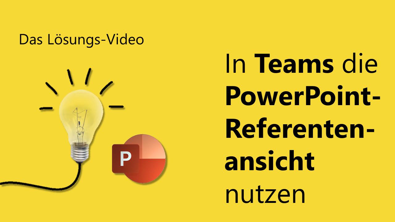 Team Hahner - Das Lösungs-Video #051