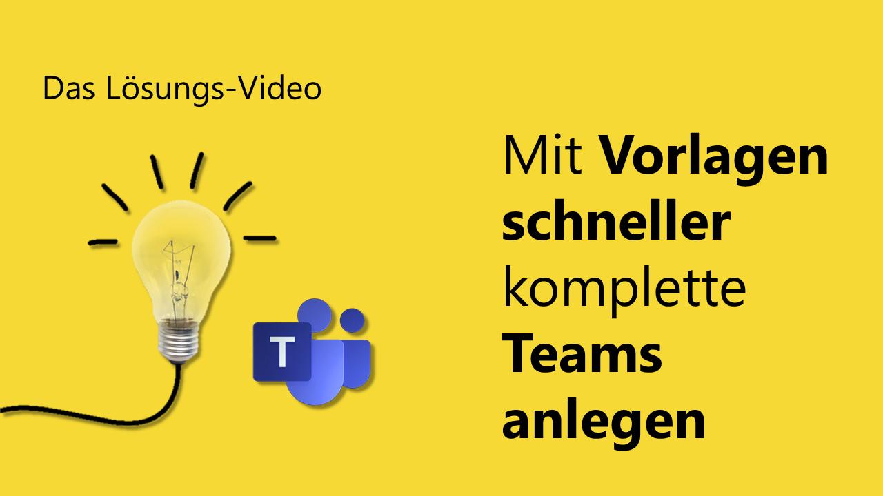 Team Hahner - Das Lösungs-Video #054