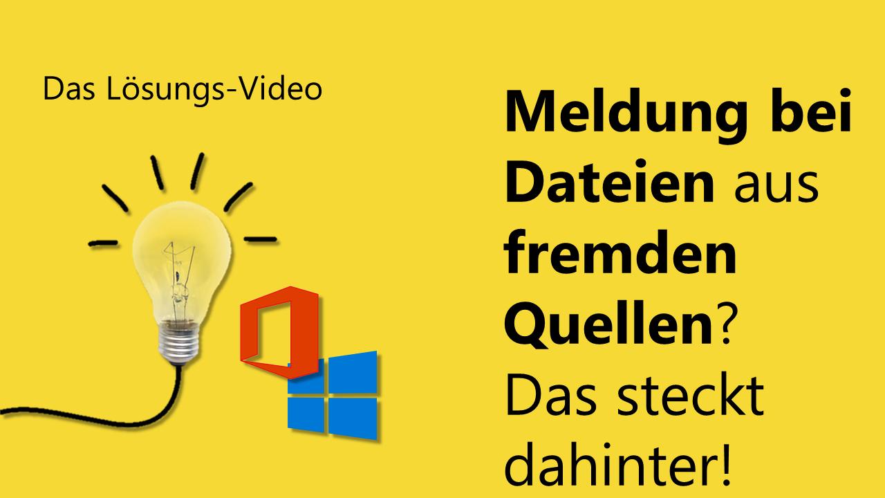 Team Hahner - Das Lösungs-Video #055