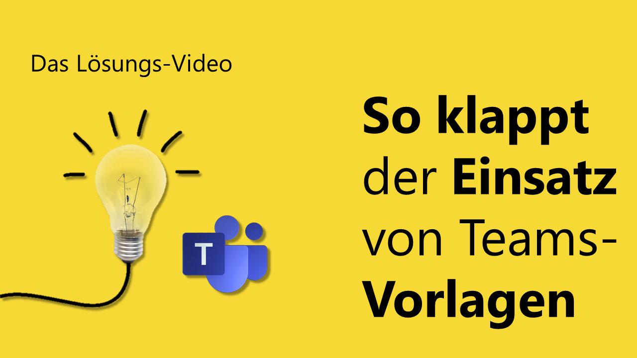 Team Hahner - Das Lösungs-Video #056