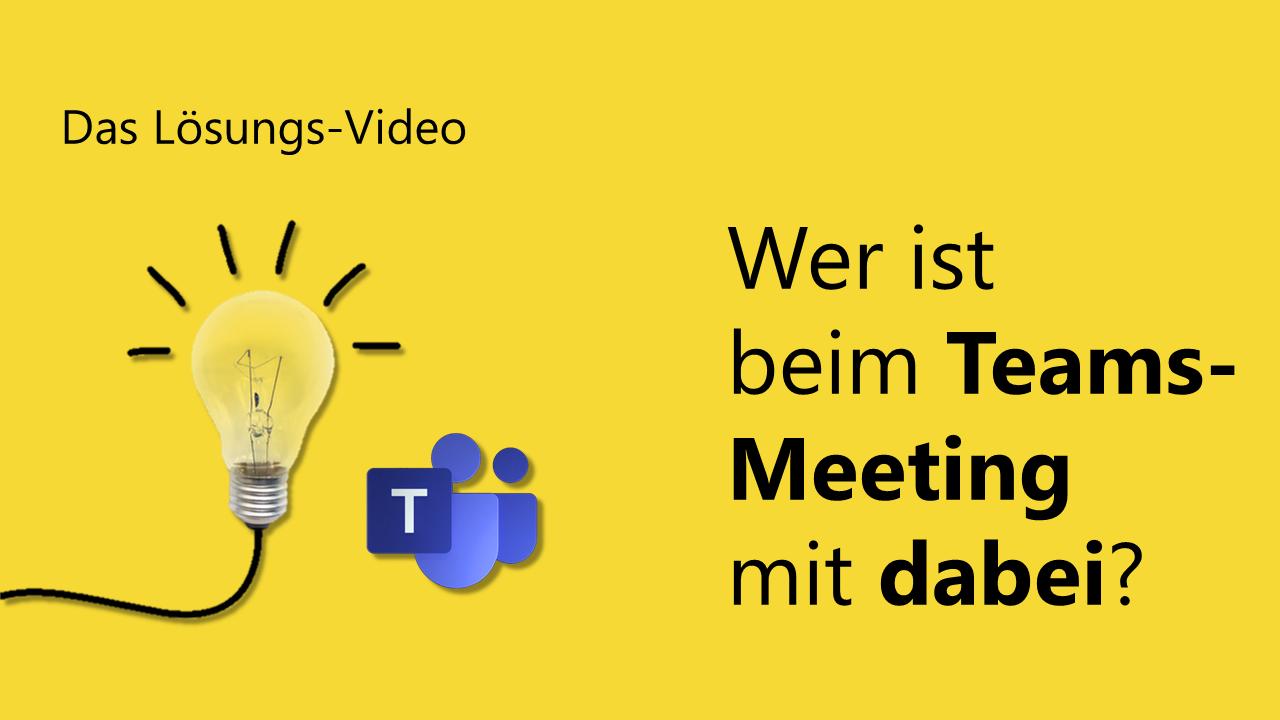 Team Hahner - Das Lösungs-Video #064