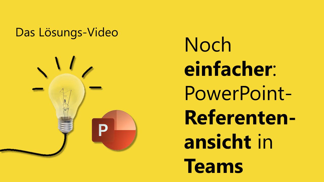 Team Hahner - Das Lösungs-Video #071