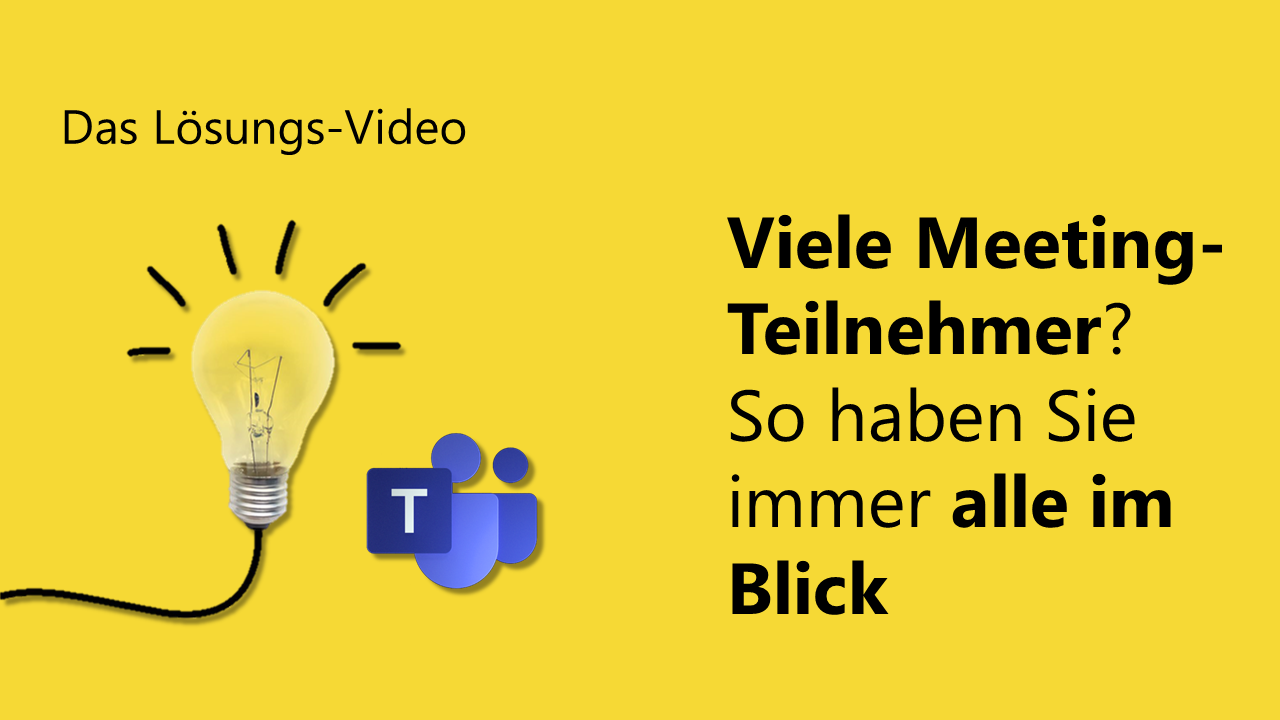 Team Hahner - Das Lösungs-Video #100