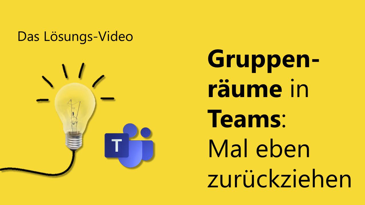 Team Hahner - Das Lösungs-Video #108