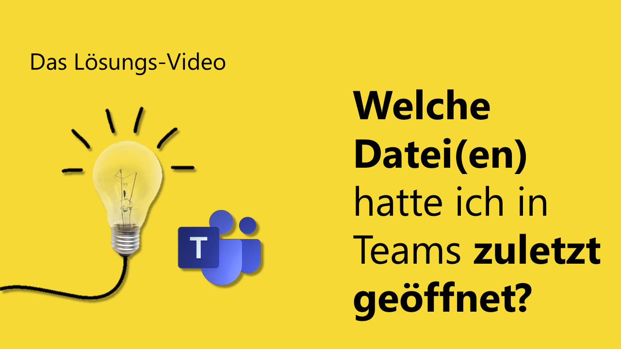 Team Hahner - Das Lösungs-Video #127
