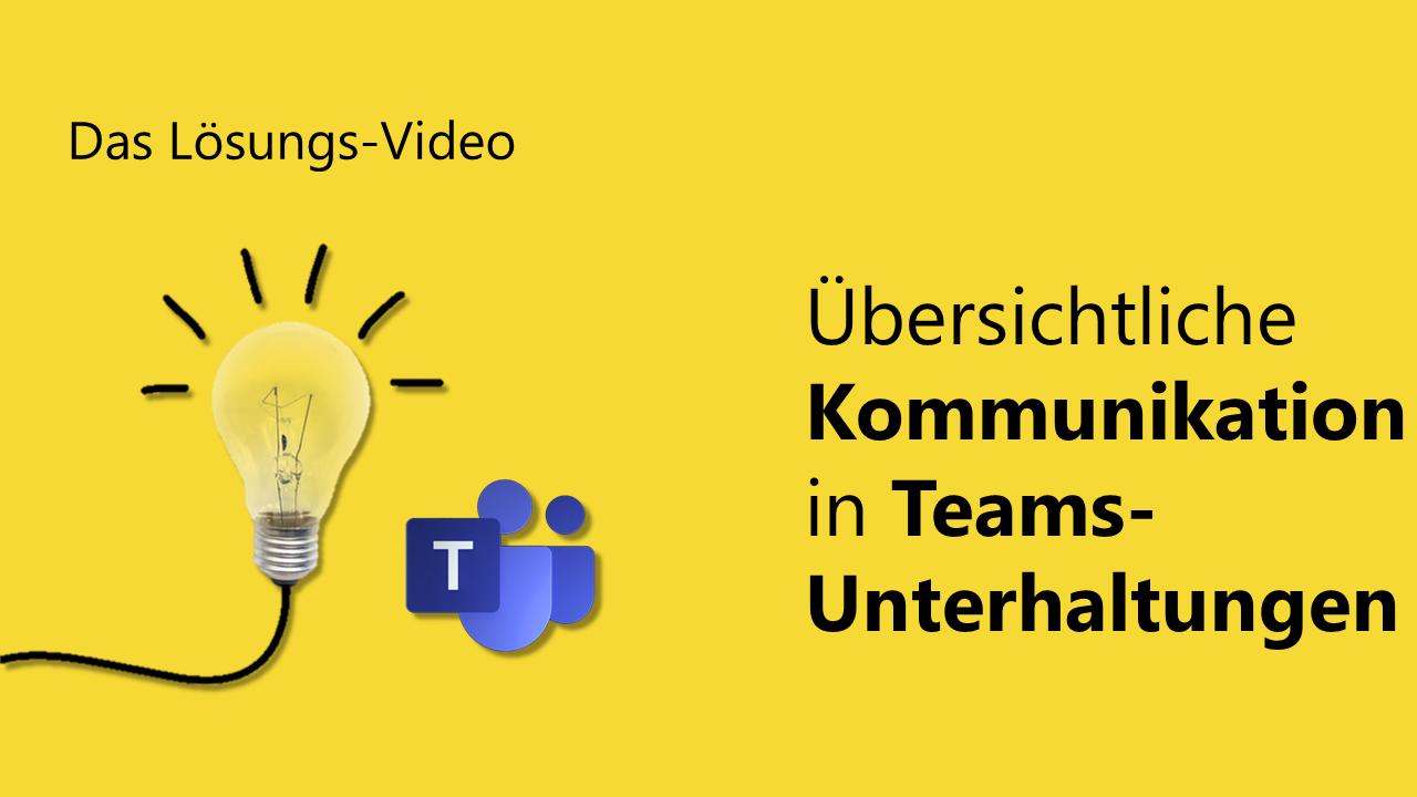 Team Hahner - Das Lösungs-Video #136