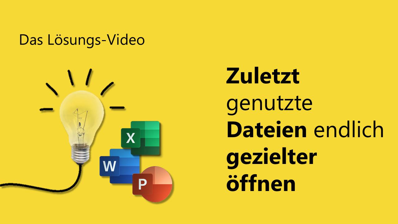 Team Hahner - Das Lösungs-Video #176